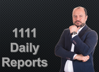 1111 Daily Report Completed