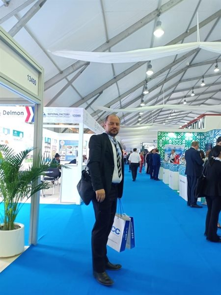 ADIPEC 2019 is currently on going and is showcasing 2,200 exhibitors